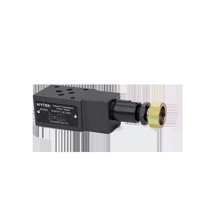 ZDB…-40/…S 叠加式先导溢流阀