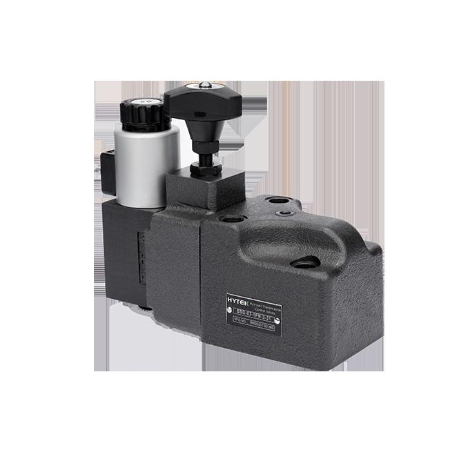 BSG-….-31 电磁控制溢流阀